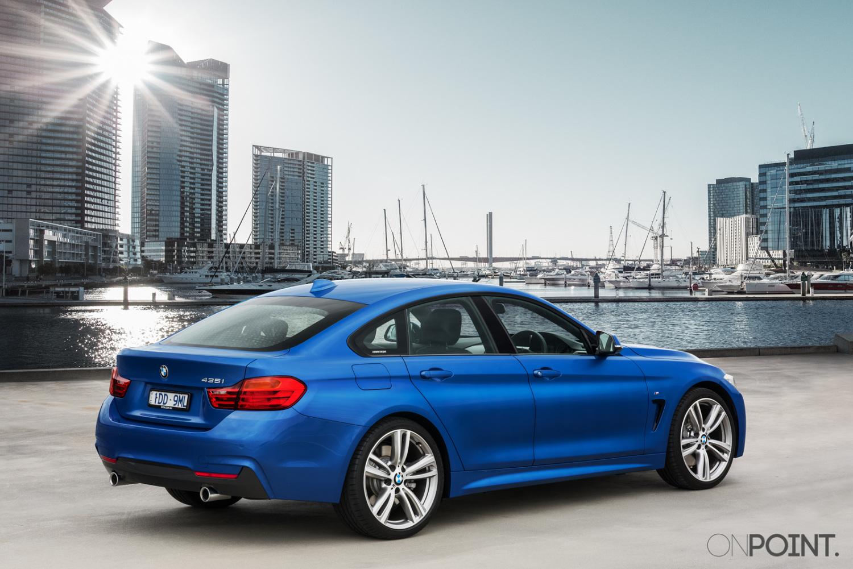 BMW I M Gran Coupe M Sport Onpoint - Bmw 435i m sport