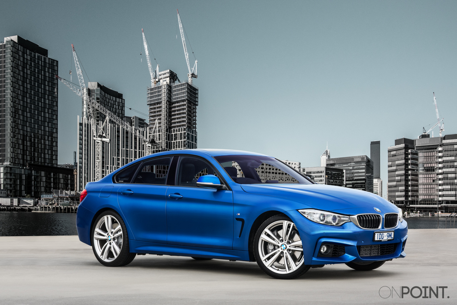 bmw 435i m gran coupe m sport onpoint. Black Bedroom Furniture Sets. Home Design Ideas