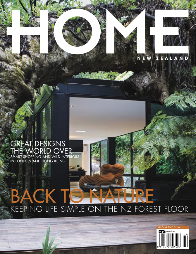 Masthead Design For The Relaunch Of HOME New Zealand (previously New  Zealand House And Home Magazine). Logo Reflects The Magazineu0027s New  Editorial Focus On ...